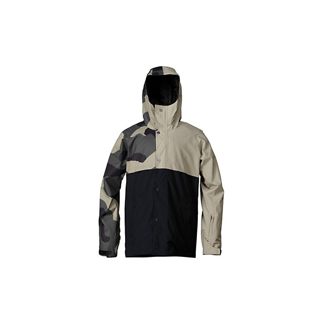 Quiksilver - Decade Mens Insulated Snowboard Jacket