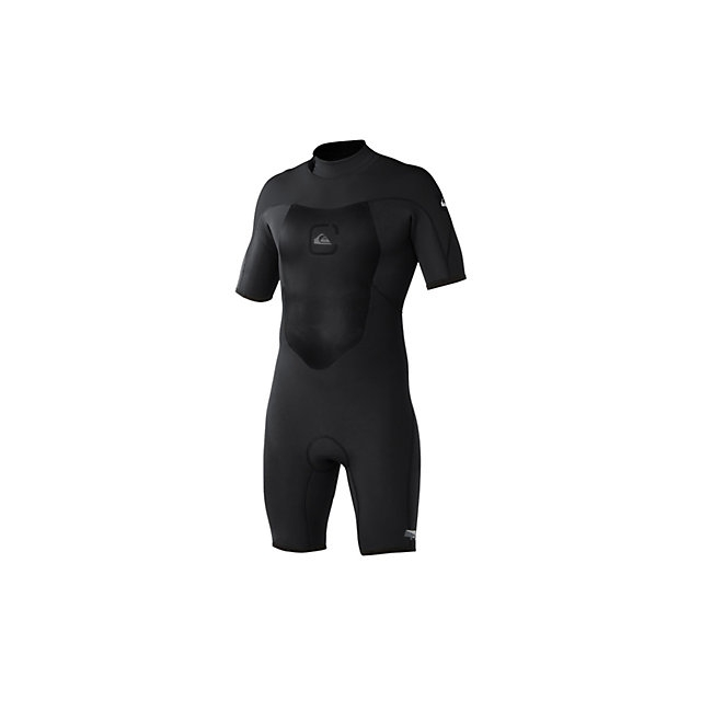 Quiksilver - 2mm Syncro SSL Spring BZ Flatlock Shorty Wetsuit 2015