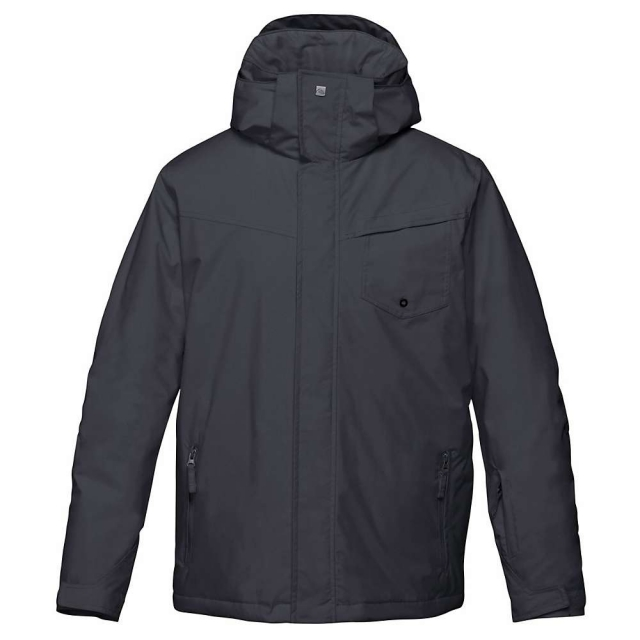 Quiksilver - Mission Solid Snowboard Jacket - Men's