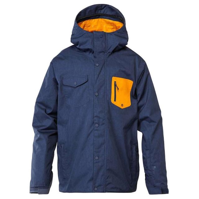 Quiksilver - Versus Snowboard Jacket - Men's