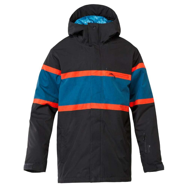 Quiksilver - Fraction Snowboard Jacket - Men's