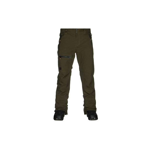 Quiksilver - Lincoln Mens Snowboard Pants