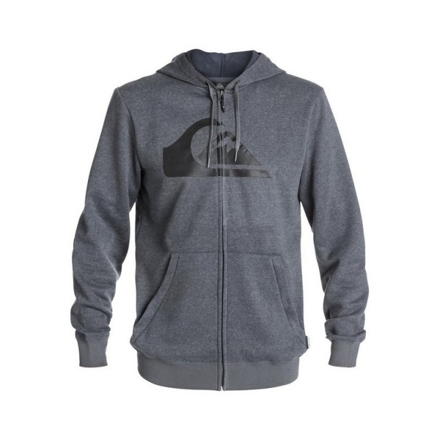 Quiksilver - Men's M&W Zip-Up Hoodie