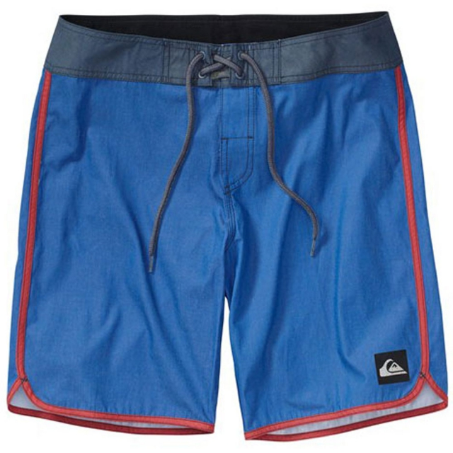 Quiksilver - OG Scallop Short Mens - Bright Cobalt 30