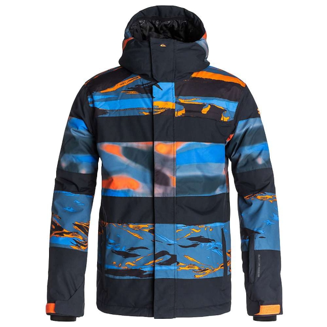 Quiksilver - Fiction Snowboard Jacket - Men's