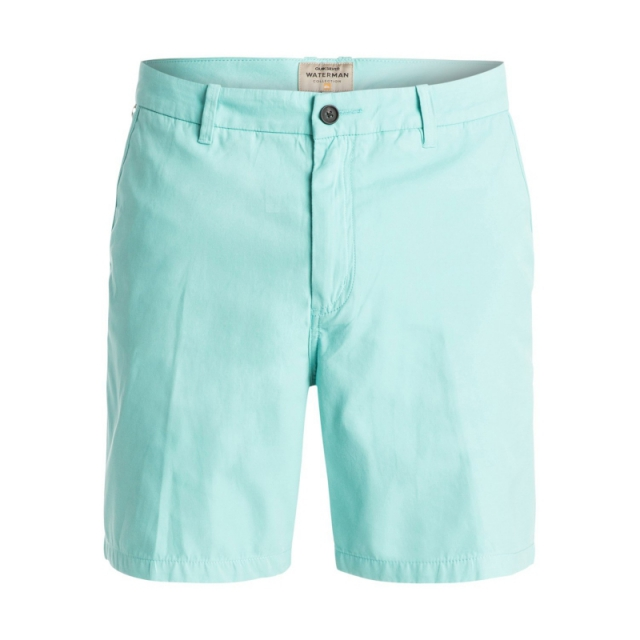 Quiksilver - Mens Shortie Chino 18 in Short - Closeout Agate Green 32