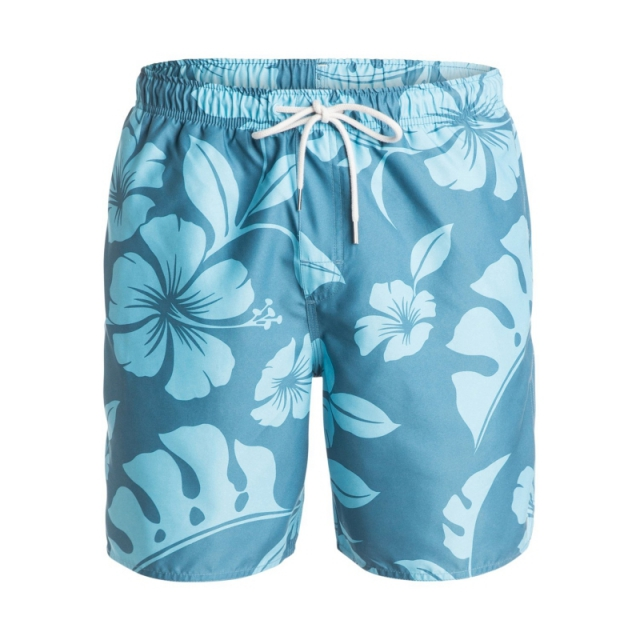 Quiksilver - Mens Nassau 18 in Volley Boardshort - Closeout Provencial