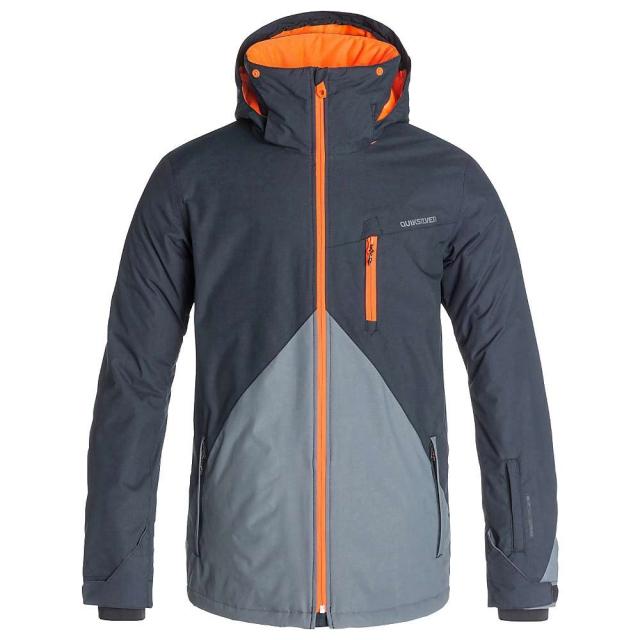 Quiksilver - Mission Color Block Snowboard Jacket - Men's