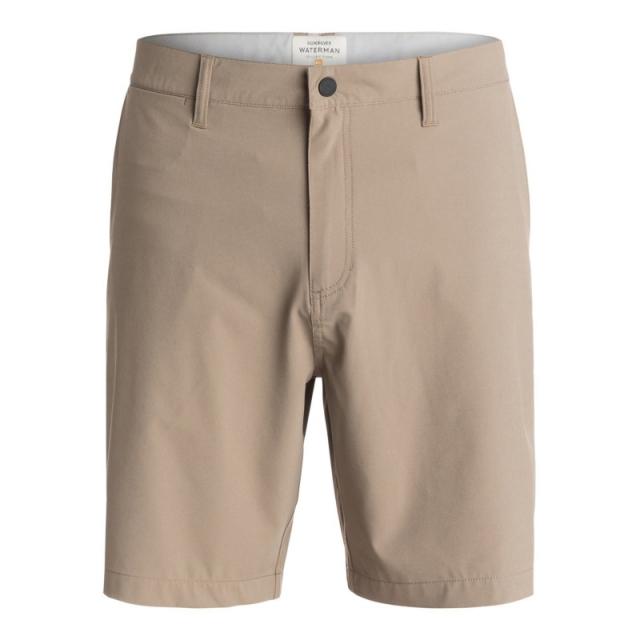 Quiksilver - Mens Vagabond 2 Amphibian Shorts - Closeout Taupe 34