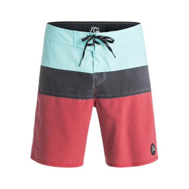Quiksilver - Mens Classic Panel 19 in Boardshorts - Sale American Beauty
