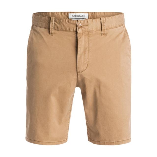 Quiksilver - Mens New Echo Chino Shorts - Closeout British Khaki 38