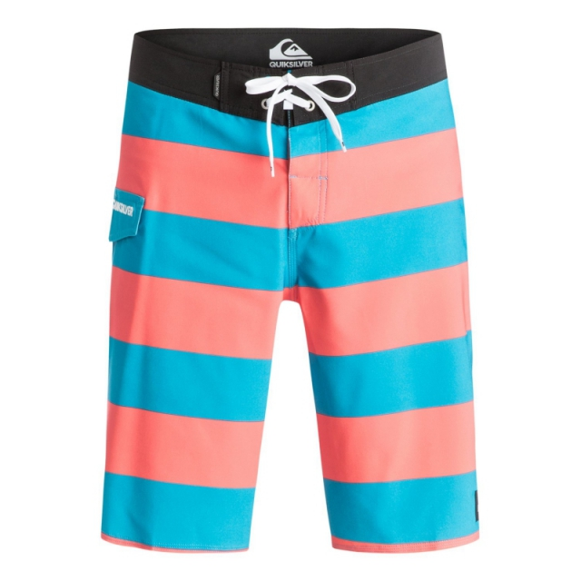 Quiksilver - Mens Everyday Brig Stretch 21 in Boardshorts - Closeout Hawaiian Ocean