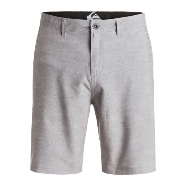 Quiksilver - Mens Platypus Amphibian 21 Shorts - Closeout Steeple Gray
