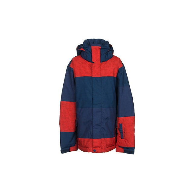 Quiksilver - Mission Print Boys Snowboard Jacket