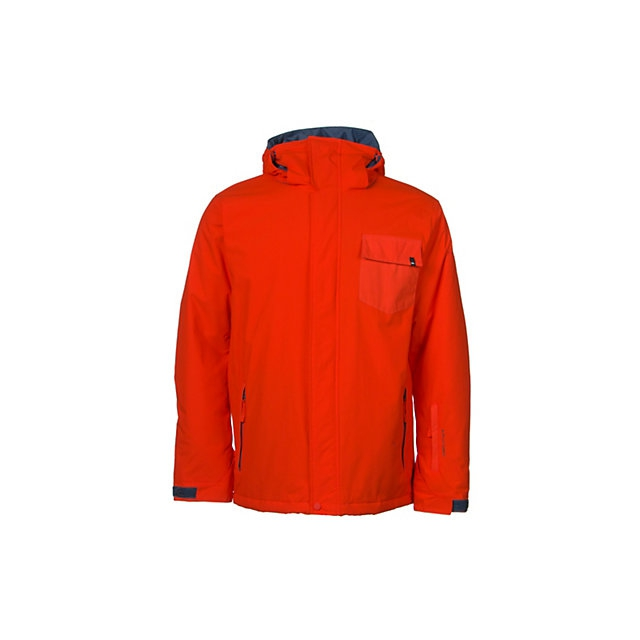 Quiksilver - Mission Plain Mens Insulated Snowboard Jacket