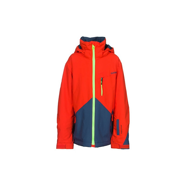Quiksilver - Mission Color Block Boys Snowboard Jacket