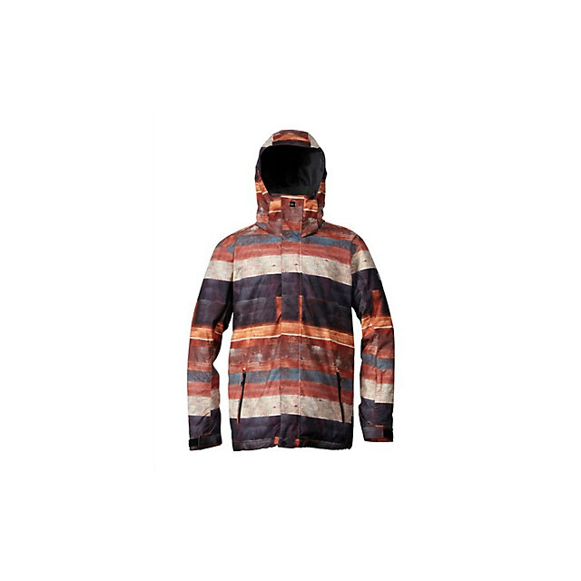 Quiksilver - Mission Shell 10K Mens Shell Snowboard Jacket