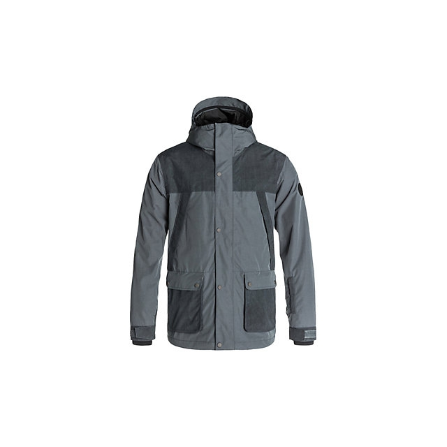 Quiksilver - Fact 10K Mens Insulated Snowboard Jacket