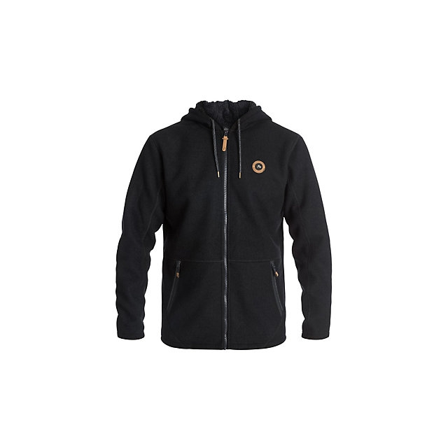 Quiksilver - Into The Wild Zip-Up Fleece Hoodie