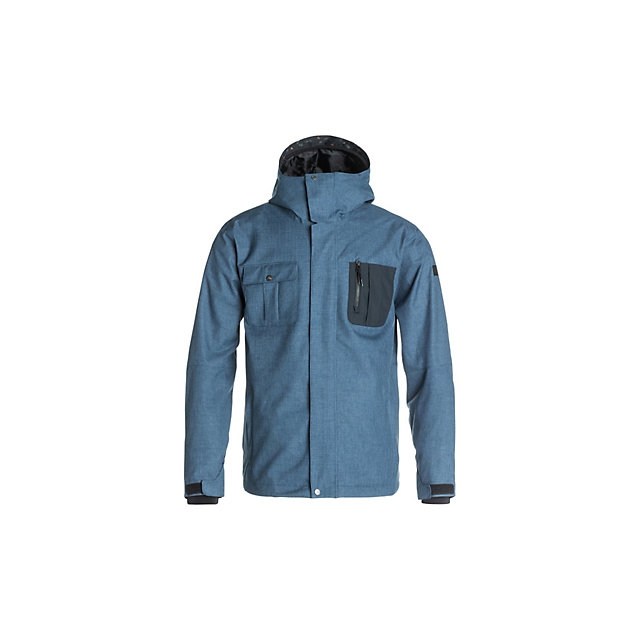 Quiksilver - Illusion Mens Shell Snowboard Jacket