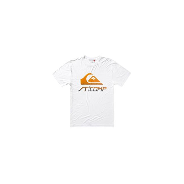 Quiksilver - Lead Off T-Shirt Men's, White, M