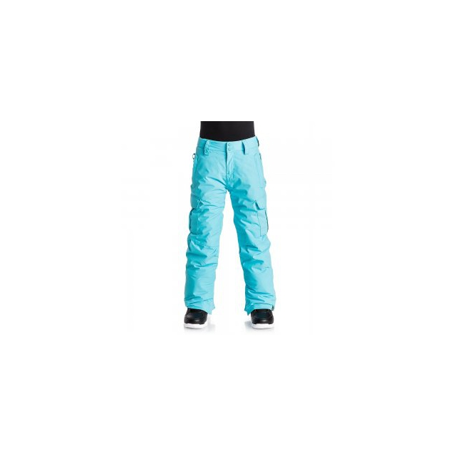 Quiksilver - Porter Insulated Snowboard Pant Boys', Bluefish, L