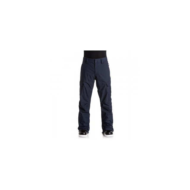 Quiksilver - Porter Insulated Snowboard Pant Men's, Navy Blazer, L