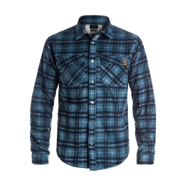 Quiksilver - Surf Days Long Sleeve Fleece Shirt