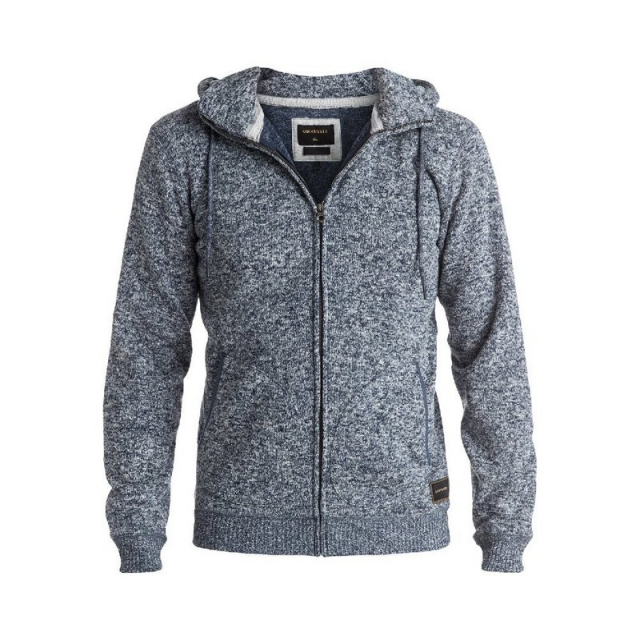 Quiksilver - Men's Keller Zip-Up Hoodie