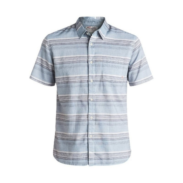 Quiksilver - Men's The Aventail Short Sleeve Shirt