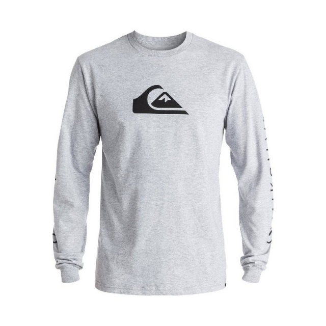 Quiksilver - Mountain & Wave Logo Long Sleeve Tee