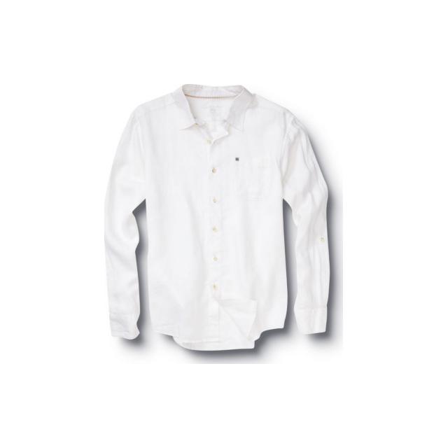 Quiksilver - Quiksilver Mens Burgess Bay Shirt