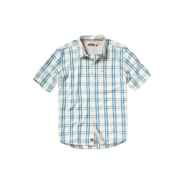 Quiksilver - Quiksilver Mens Bay Waves Shirt