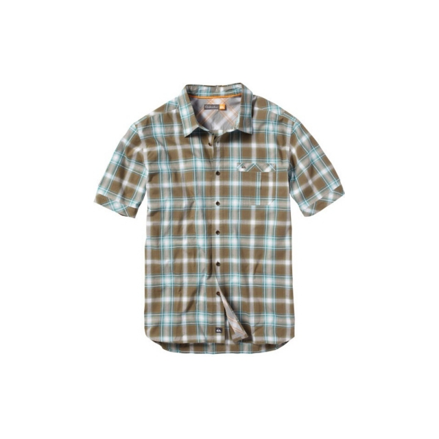 Quiksilver - Quiksilver Mens Alamitos Bay Shirt - Closeout