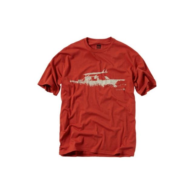 Quiksilver - Quiksilver Mens Torquay T-Shirt