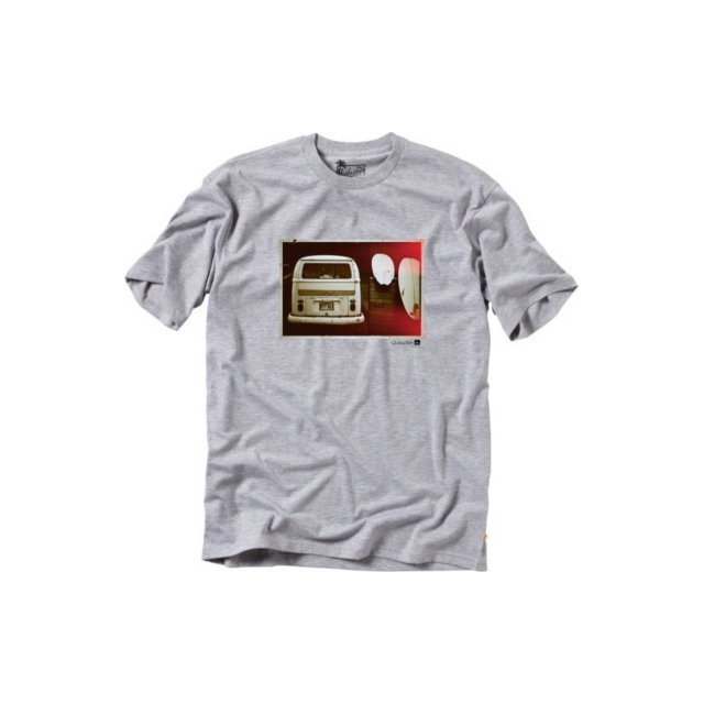 Quiksilver - Quiksilver Men's Travelin Man T-Shirt - Closeout