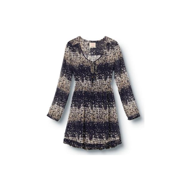 Quiksilver - Quiksilver Deep Water Long Sleeve Dress