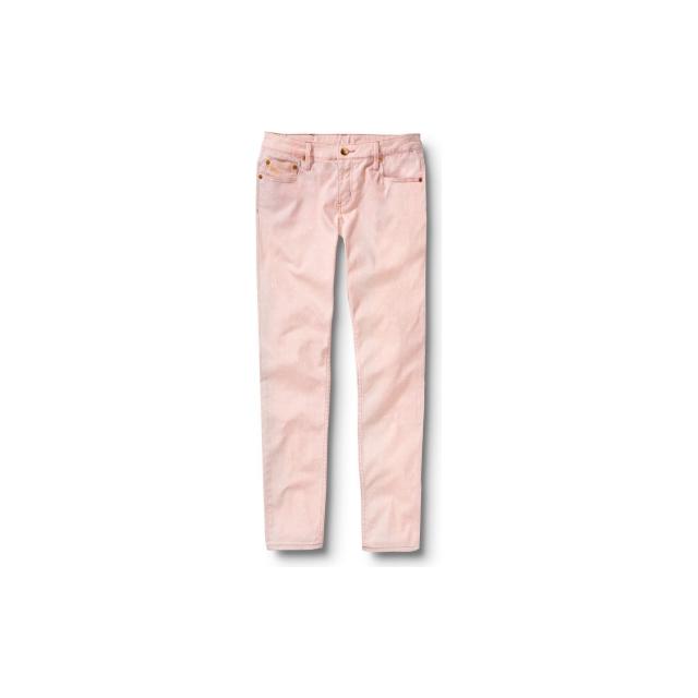 Quiksilver - Quiksilver Womens Tama Crop Opal Polka Dot Jeans - Closeout