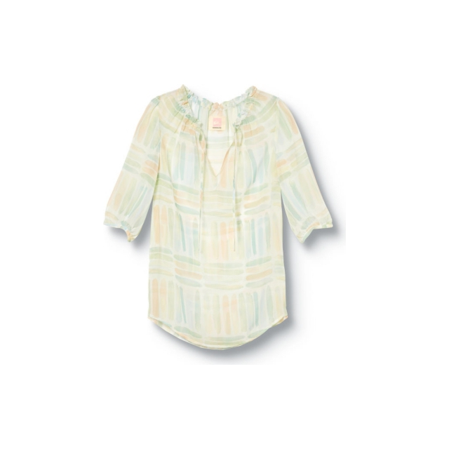 Quiksilver - Quiksilver Womens Coastal Splash Shirt - Closeout
