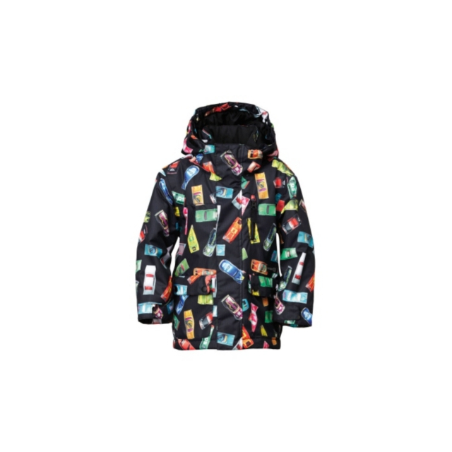 Quiksilver - Quiksilver Boys 2-7 Shift 5K Insulated Jacket