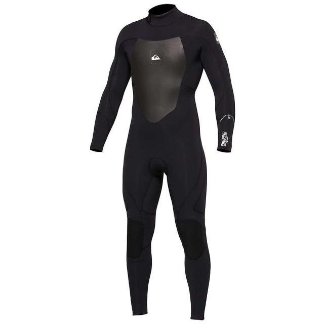 Quiksilver - 4/3mm Synchro Back Zip Gbs Wetsuit - Men's