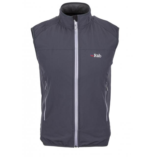 Rab - - Sawtooth Vest M - Medium - Beluga