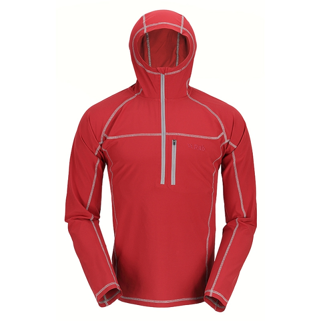 Rab - - Boreas Pull On Jacket - Small - Molten
