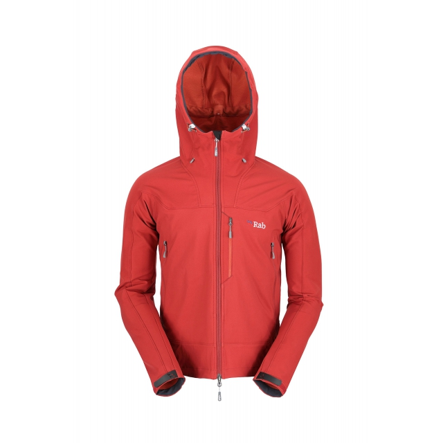 Rab - Raptor Jacket - Men's Brick Medium