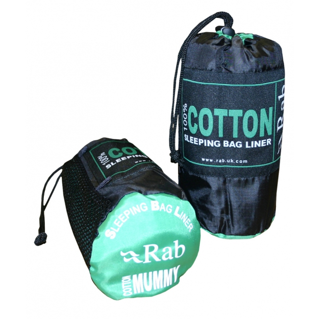 Rab - - Long Cotton Bag Liner - Long