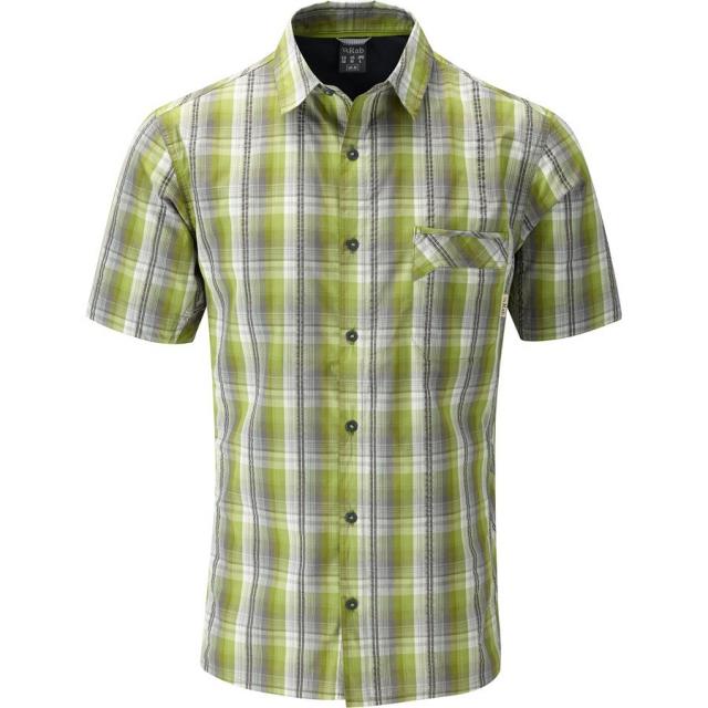 Rab - - Onsight Shirt Mens - small - Perry