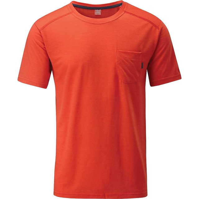 Rab - Men's MeCo 120 Layback Tee