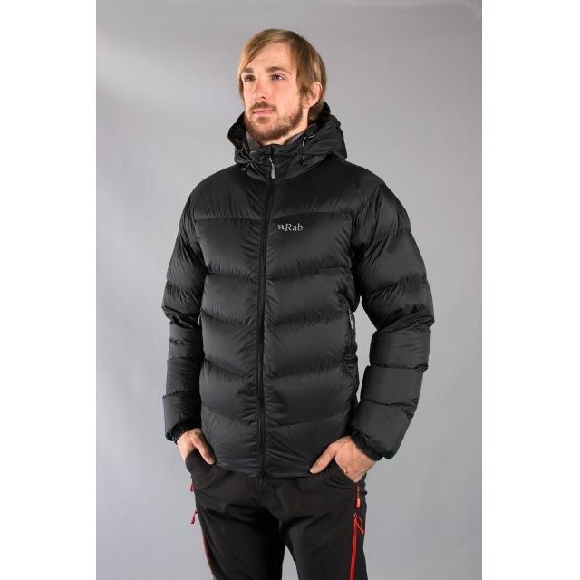 Rab - - Ascent Jacket M - x-large - Black