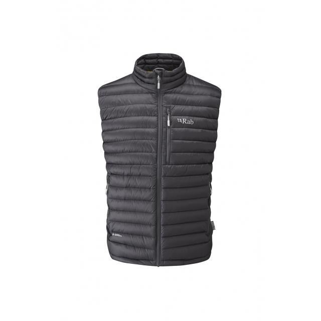 Rab - - Microlight Vest M - x-large - Beluga