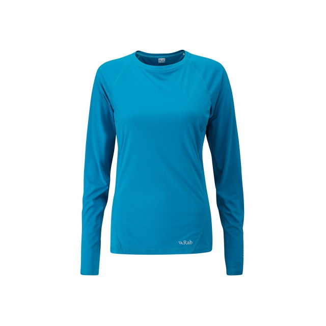 Rab - - Aeon LS Shirt W - x-small - Merlin